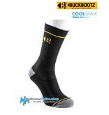 Buckler Footwear Buckbootz Cool Socks [6 Paare]