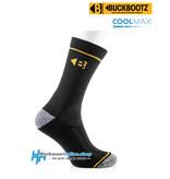 Buckler Footwear Buckbootz Cool Sokken [6 paar]