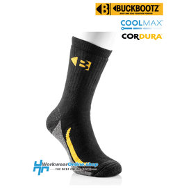 Buckler Footwear Chaussettes Buckbootz Cordura® [6 paires]