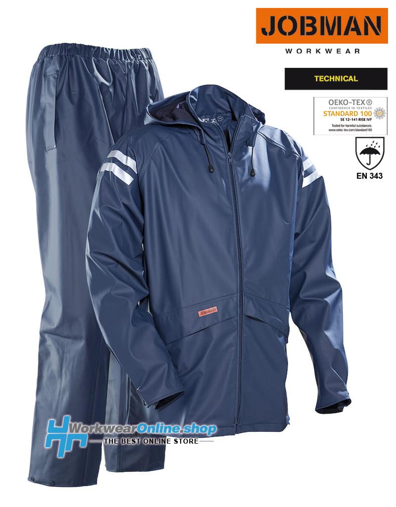 Jobman Workwear Jobman Workwear 6535 Rain Suit