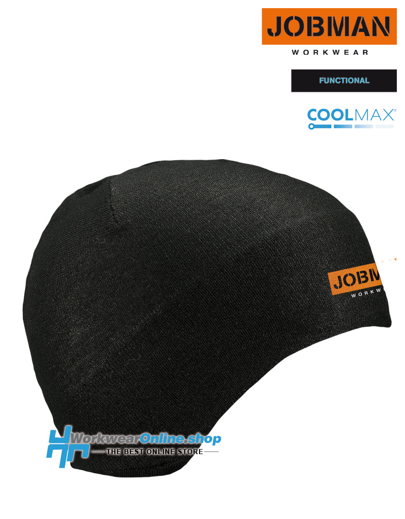 Jobman Workwear Jobman Workwear 9691 Helmet Beanie Coolmax®