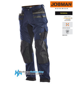 Jobman Workwear Jobman Workwear 2164 Stretch Work Trousers HP
