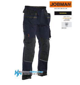 Jobman Workwear Jobman Workwear 2732 Arbeitshose Baumwolle HP
