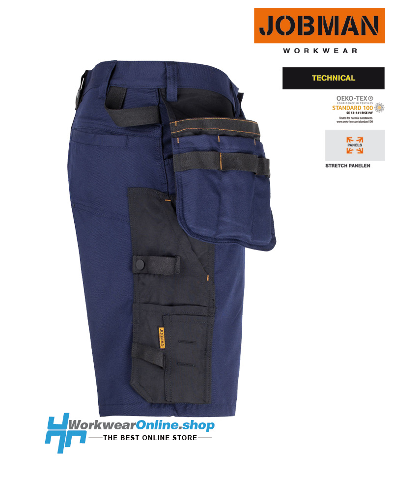 Jobman Workwear Jobman Workwear 2168 Stretch-Kurzhose HP
