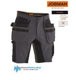 Jobman Workwear Jobman Workwear 2196 Stretch Korte Werkbroek HP