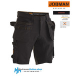Jobman Workwear Jobman Workwear 2196 Stretch Short Work Trousers HP