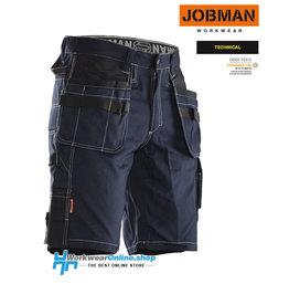 Jobman Workwear Jobman Workwear 2733 Kurzarbeitshose Baumwolle HP