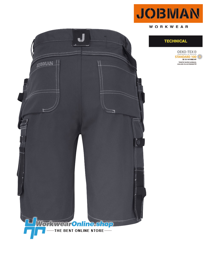 Jobman Workwear Jobman Workwear 2733 Short Work Trousers Cotton HP