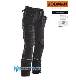 Jobman Workwear Jobman Workwear 2872 Pantalon de travail pour femme HP