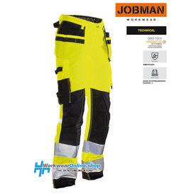 Jobman Workwear Jobman Workwear 2272 Pantalon de travail haute visibilité pour femmes Star HP