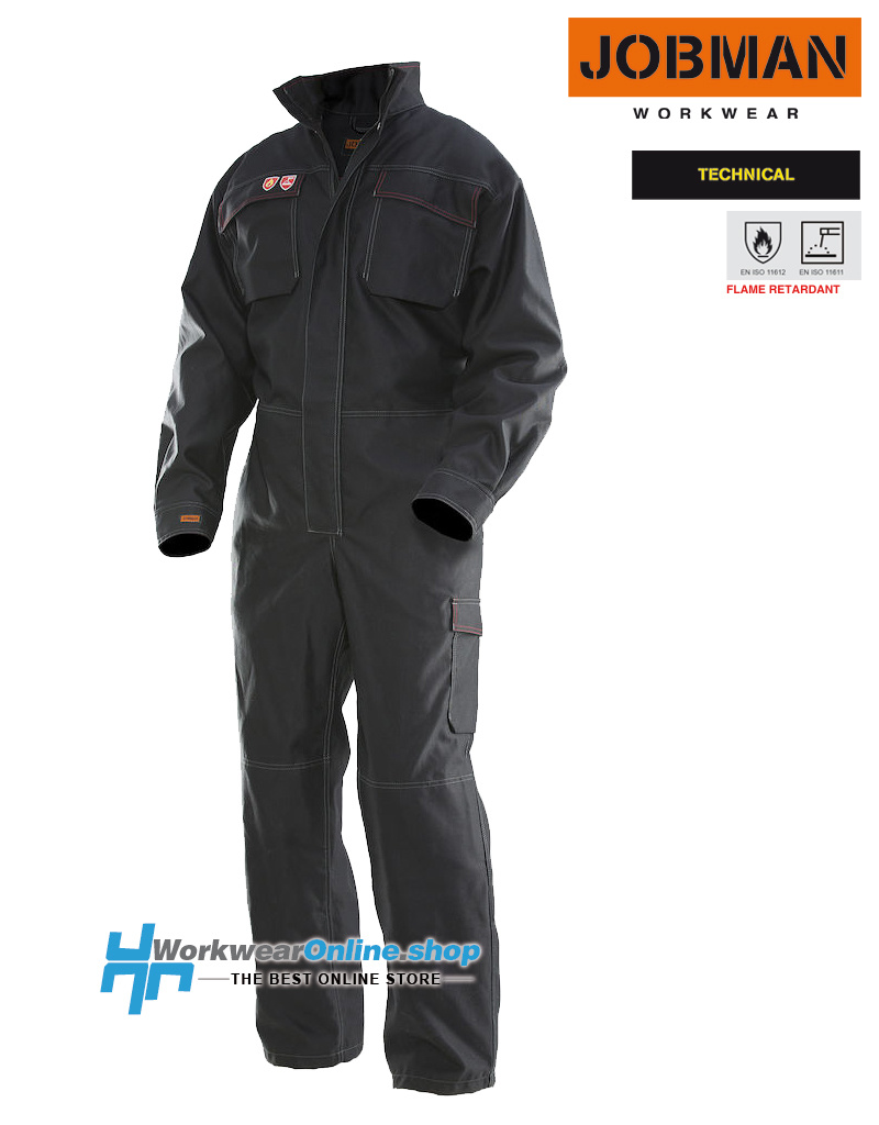Jobman Workwear Jobman Workwear 4036 Coverall Flame retardant