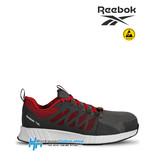 Reebok Work Reebok Fusion Flexweave Work 1070 Gray / Red S1P ESD