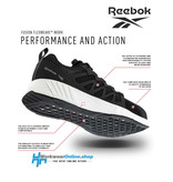 Reebok Work Reebok Fusion Flexweave Work 1070 Grey/Red S1P ESD