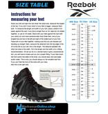 Reebok Work Reebok Excel Light 1036-1 Zwart S3