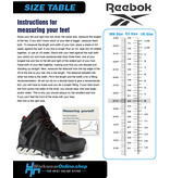 Reebok Work Reebok Excel Light 1037-1 Zwart S3