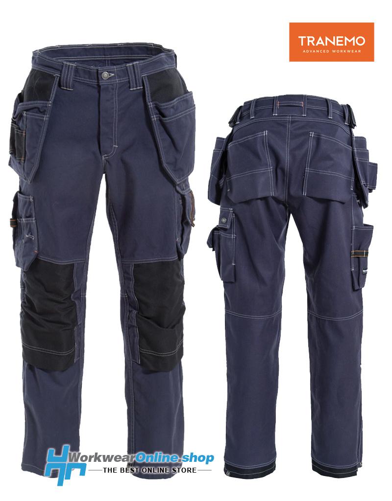 Tranemo Workwear Tranemo Workwear Craftsman PRO 7759-15 Dames Werkbroek