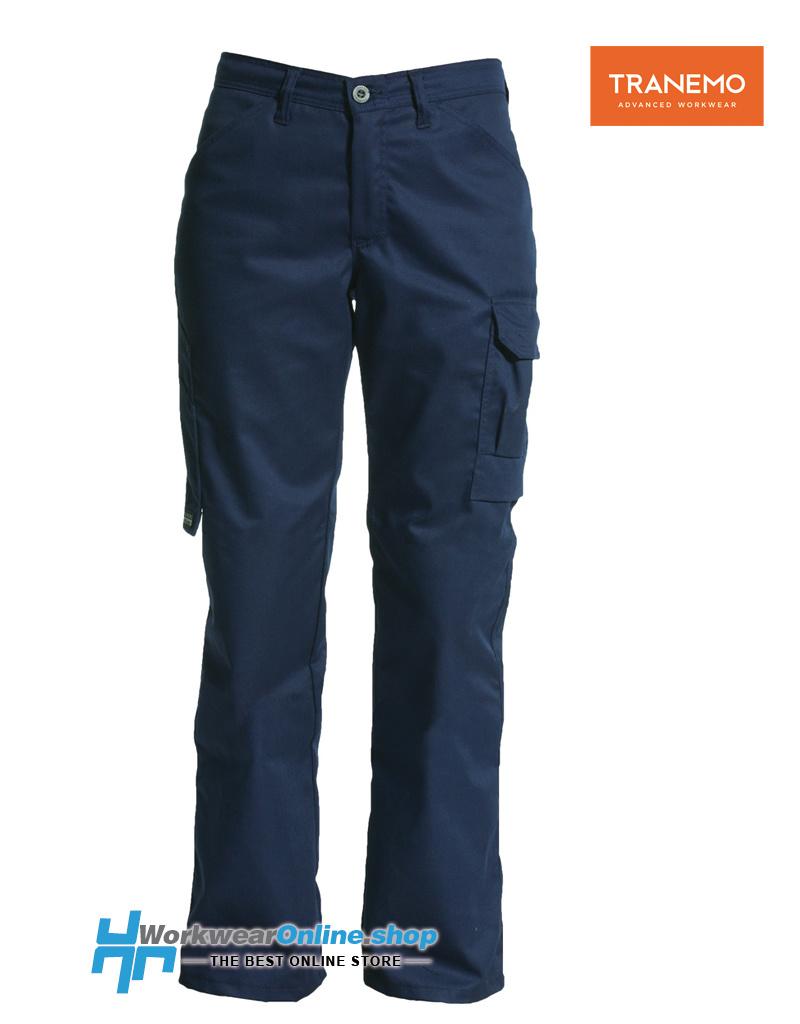 Tranemo Workwear Tranemo Workwear Comfort LIGHT 1129-40 Dames Werkbroek