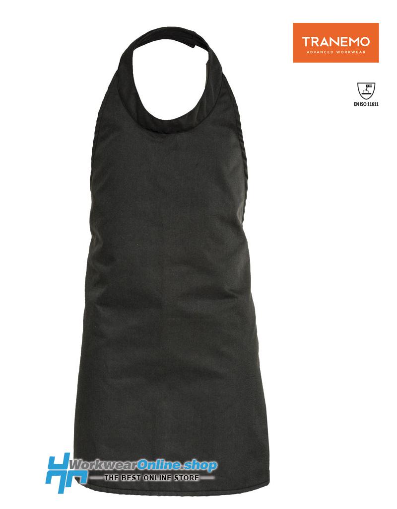 Tranemo Workwear Tranemo Workwear 5576-19 Lasschort met kraag