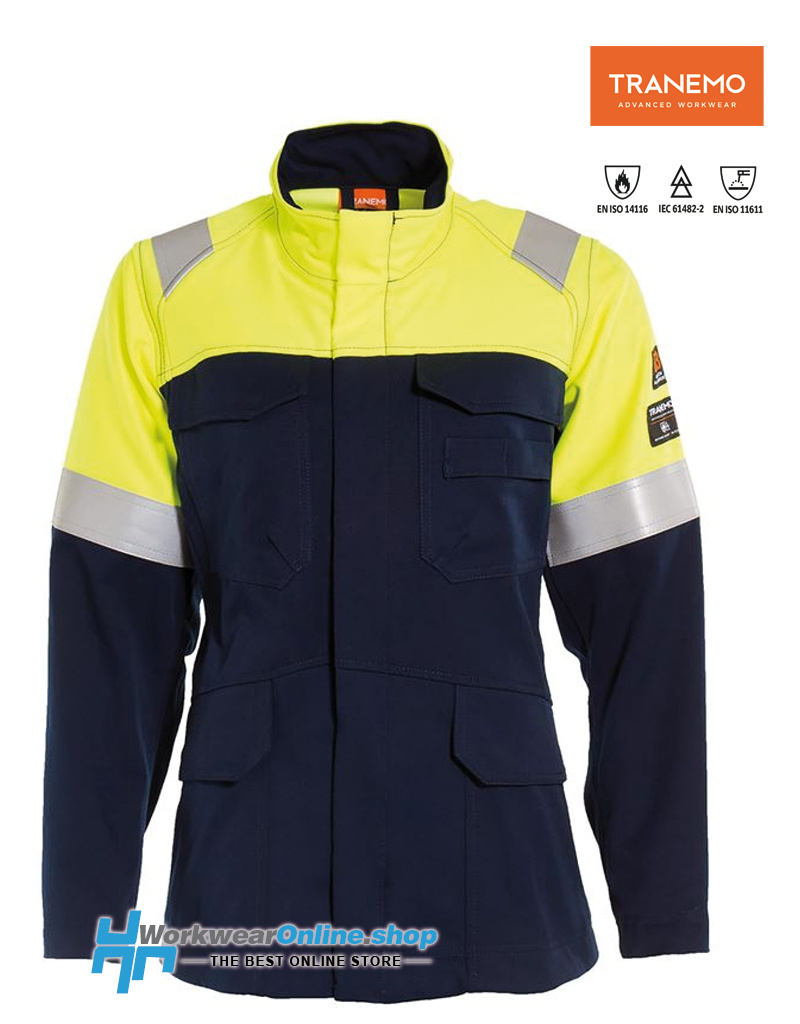 Tranemo Workwear Tranemo Workwear 5639-87 Magma Women's Work Jacket
