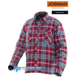 Jobman Workwear Jobman Workwear 5157 Quilted flannel shirt