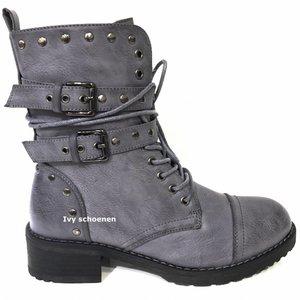 Boots Bink - Grijs