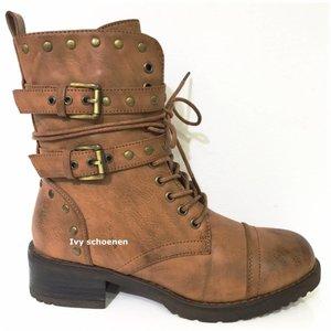 Boots Bink - Camel
