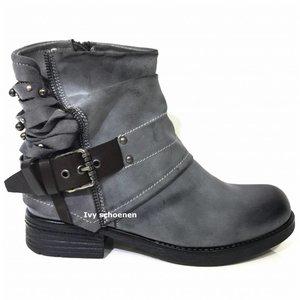 Boots Scott -Grijs