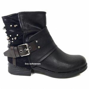 Boots Scott -Zwart