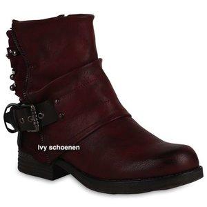 Boots Scott -Rood