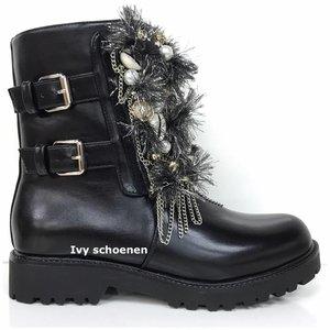 Boots JOSTA  -Zwart