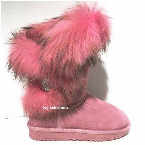 Warme Boots Toronto  - Roze