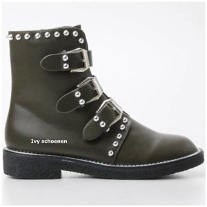 Boots JASE - Groen
