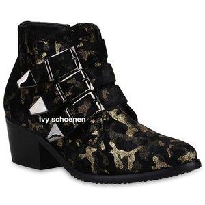 Boots Italie - Goud