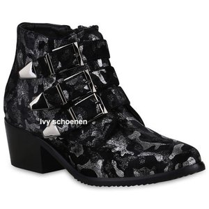 Boots Italie - Zwart