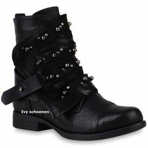 Boots Walles - Zwart