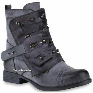 Boots Walles - Grijs