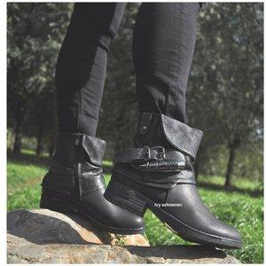 Boots Floyd- Zwart