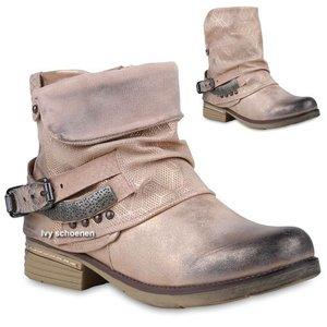 Boots Floyd- Roze