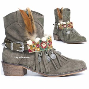 Boots IBIZA LILY - Groen