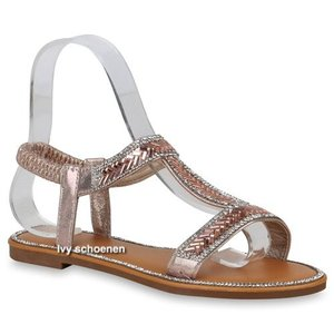 Slippers CHANTI - Roze