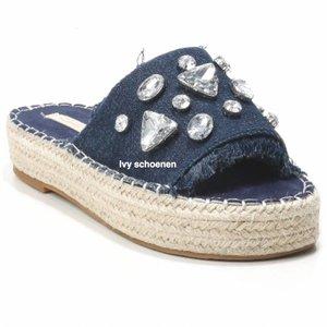 Sandaal CARINO - Jeans