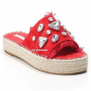 Sandaal CARINO - Rood