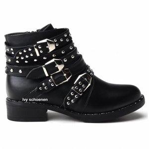 Boots LIPTON - Zwart