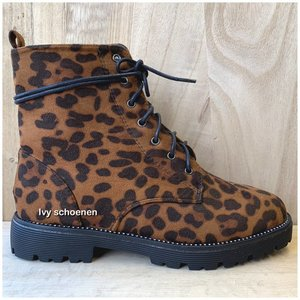 Boots JASMINE - Panter
