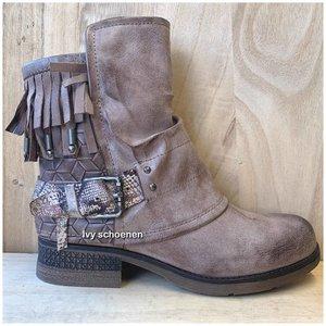 Boots PADDY - Khaki