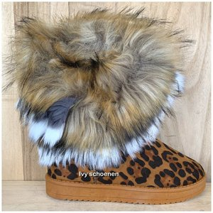 Boots WINTER - Panter