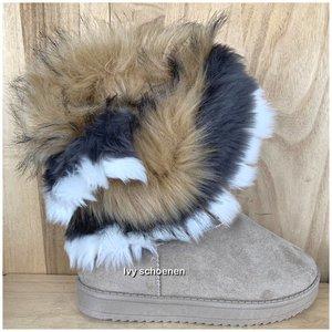 Boots WINTER - Beige