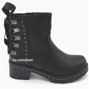 Boots GRACE DELUXE  - Zwart