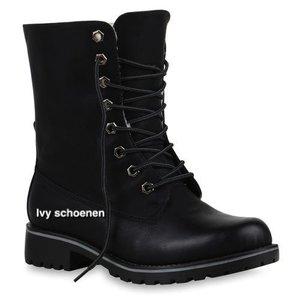 Boots JIMBO - Zwart