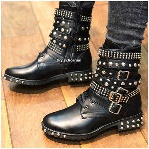 Boots MICH - Zwart
